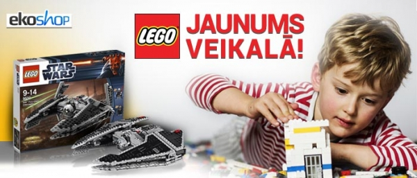 Lego rotaļlietas